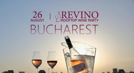 26 August │ ReVino Rooftop Wine Party