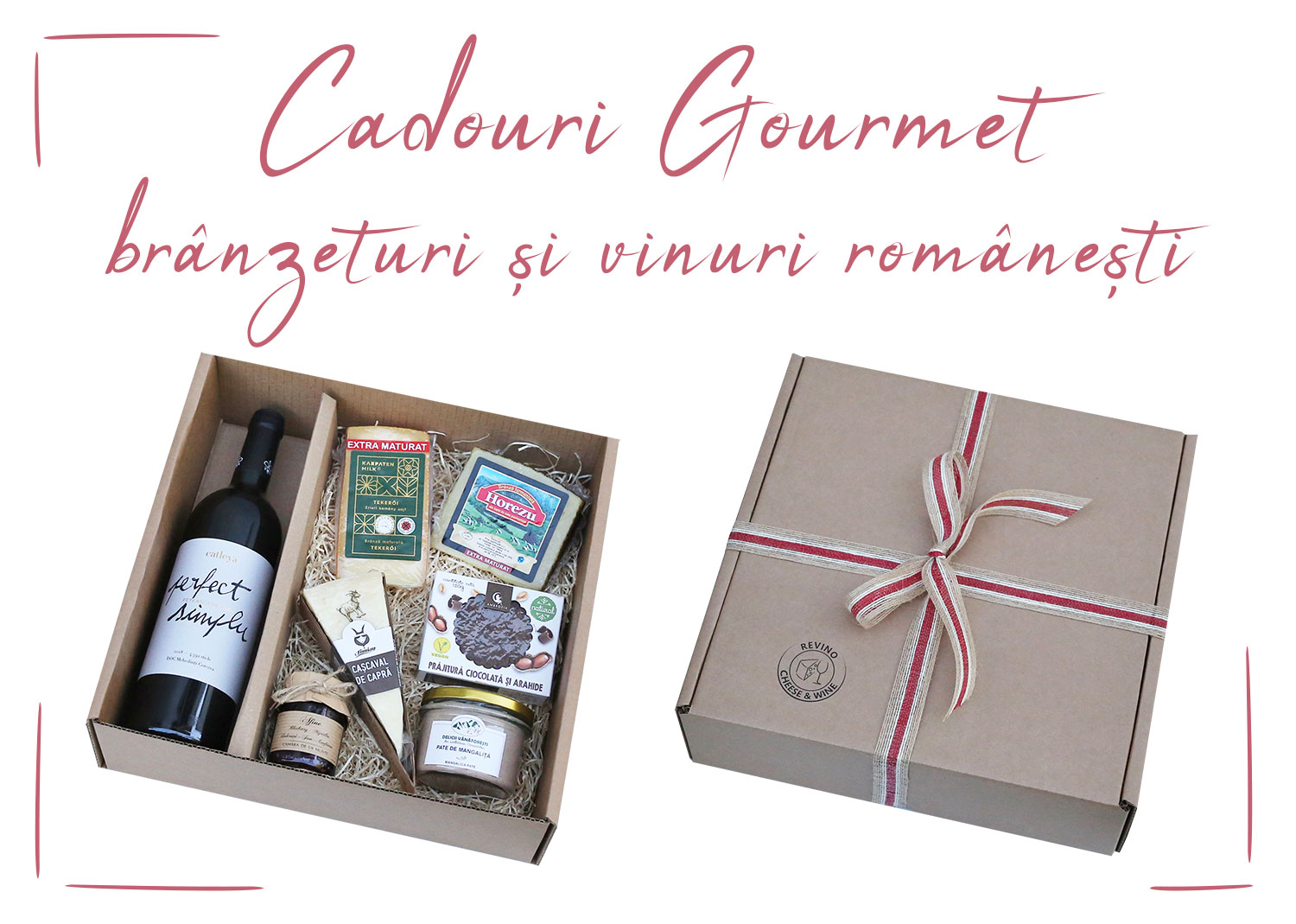 Shop Revino - Cadouri Gourmet