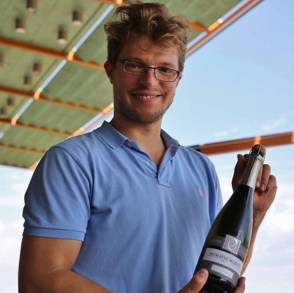Ghislain Moritz, Avincis Winery
