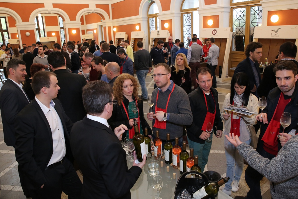 Wine Up Fair in Transilvania