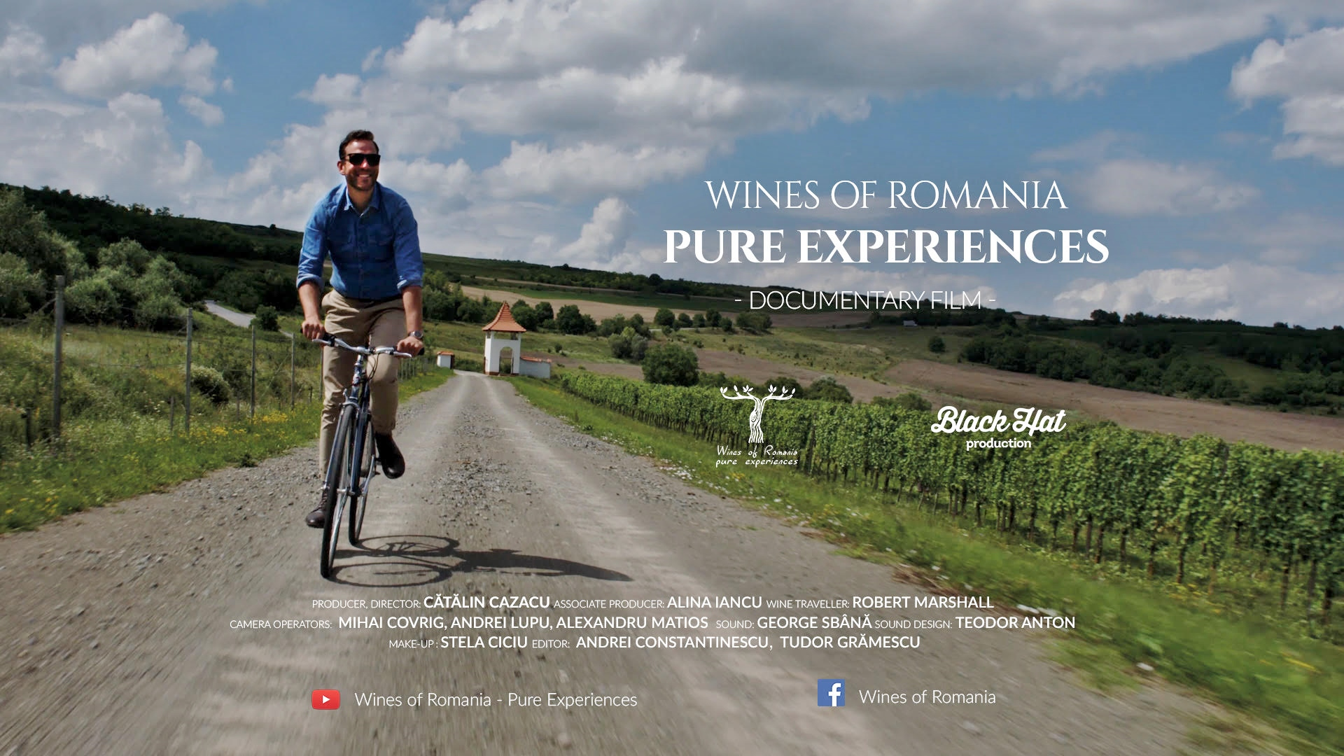Wines of Romania film documentar