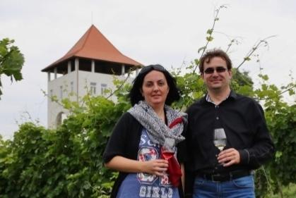 Veronica si Cristian Podar