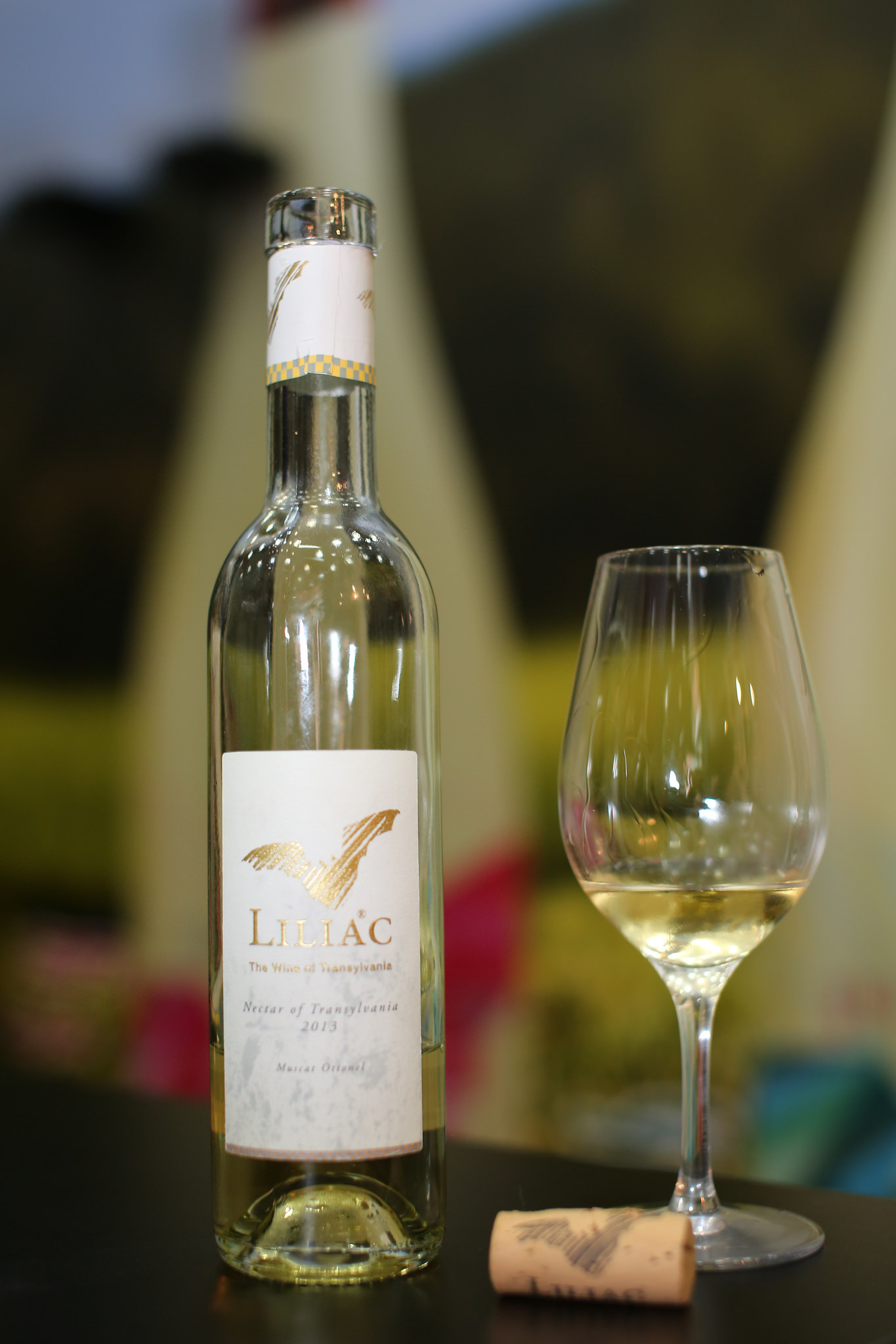 Liliac, Nectar de Transilvania