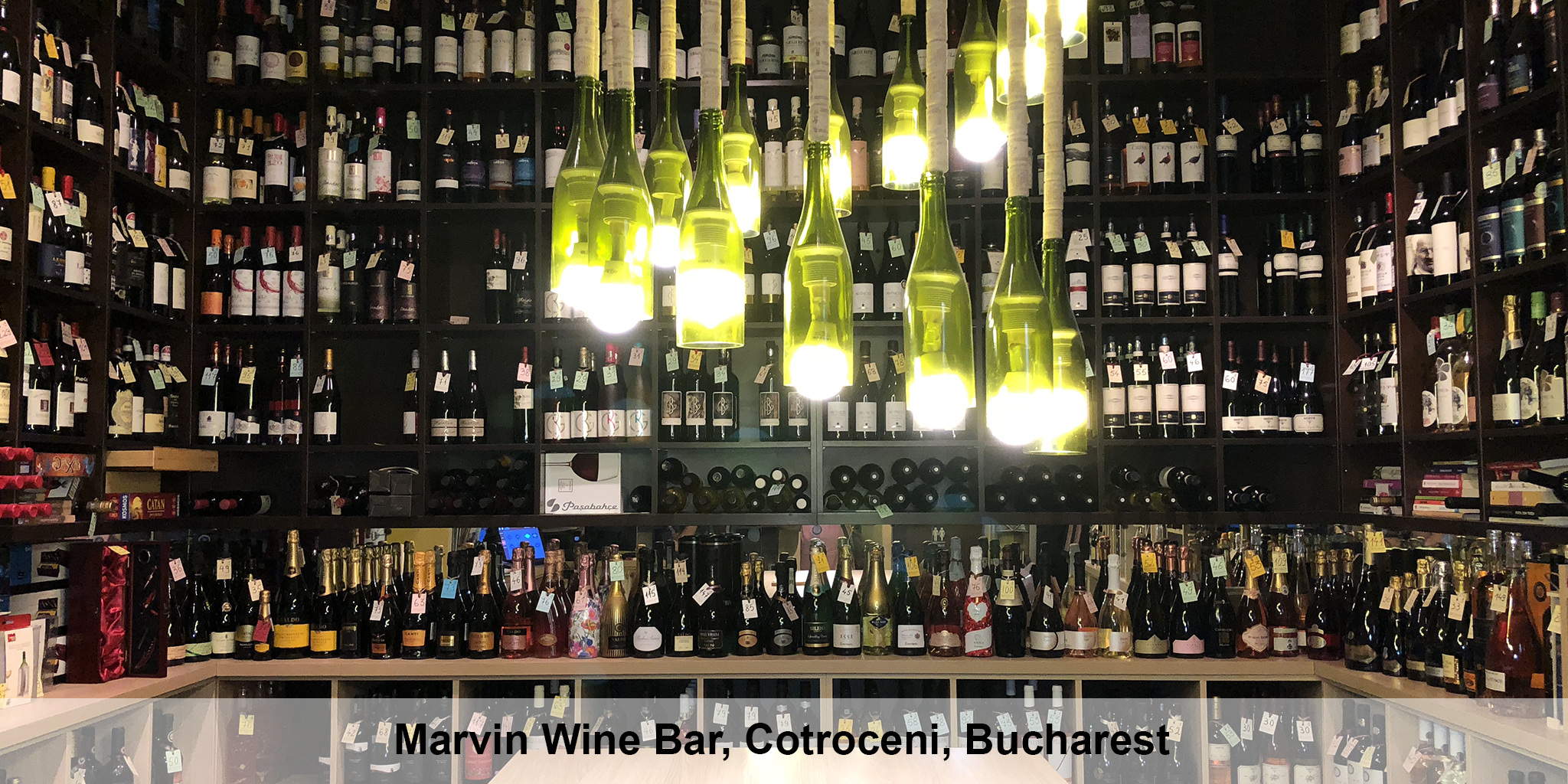 Marvin Wine Bar Bucharest